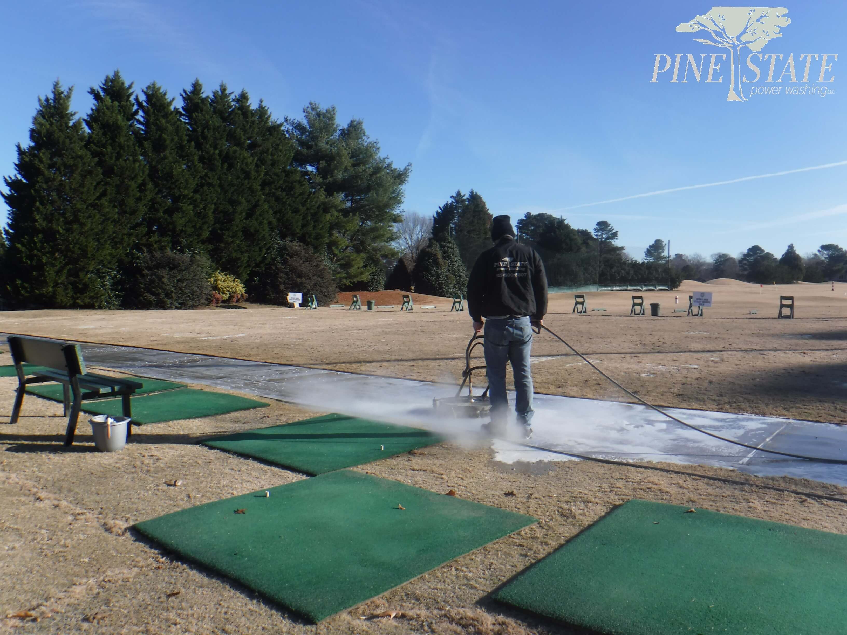 Pine State Power Washing Professional Residential And